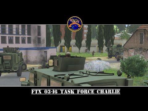 ArmA 3 - 13th MEU (SOC) Realism Unit - FTX 03-16 TFC