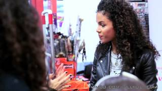 Ricky's NYC: Curls Hair Care Event with Sun Kiss Alba Thumbnail