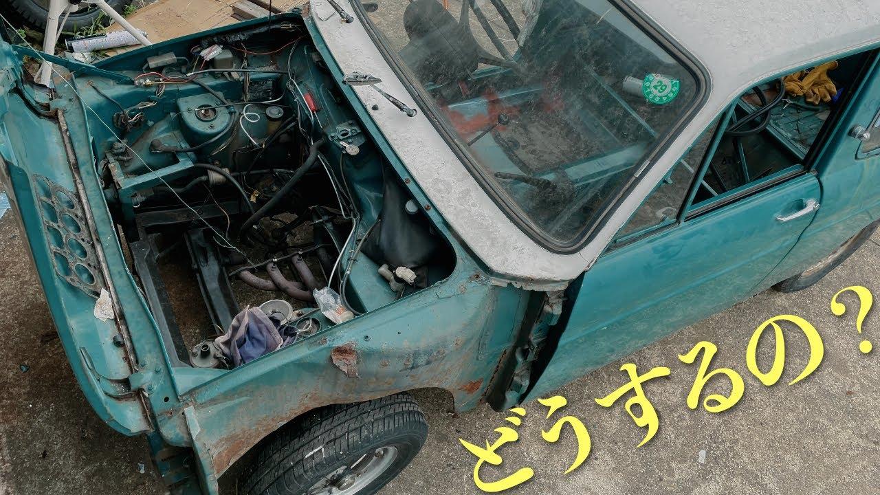 ご心配おかけして申し訳ありません【旧車を直しているつもりでした】