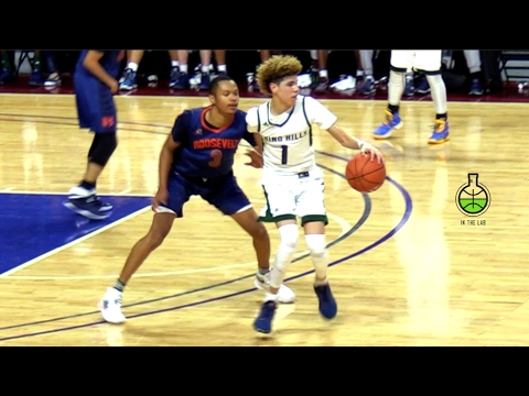 LaMelo Ball Player Analysis With Devin Williams