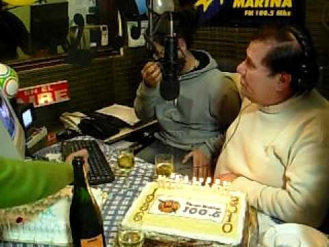 Radio Marina cumplió 24 años -Miramar
