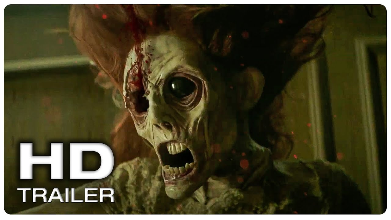 THE MORTUARY COLLECTION Official Trailer #1 (NEW 2020) Horror Movie HD