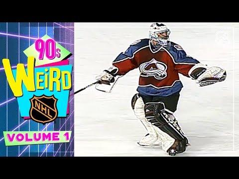 Weird NHL '90s Edition: Vol. 1