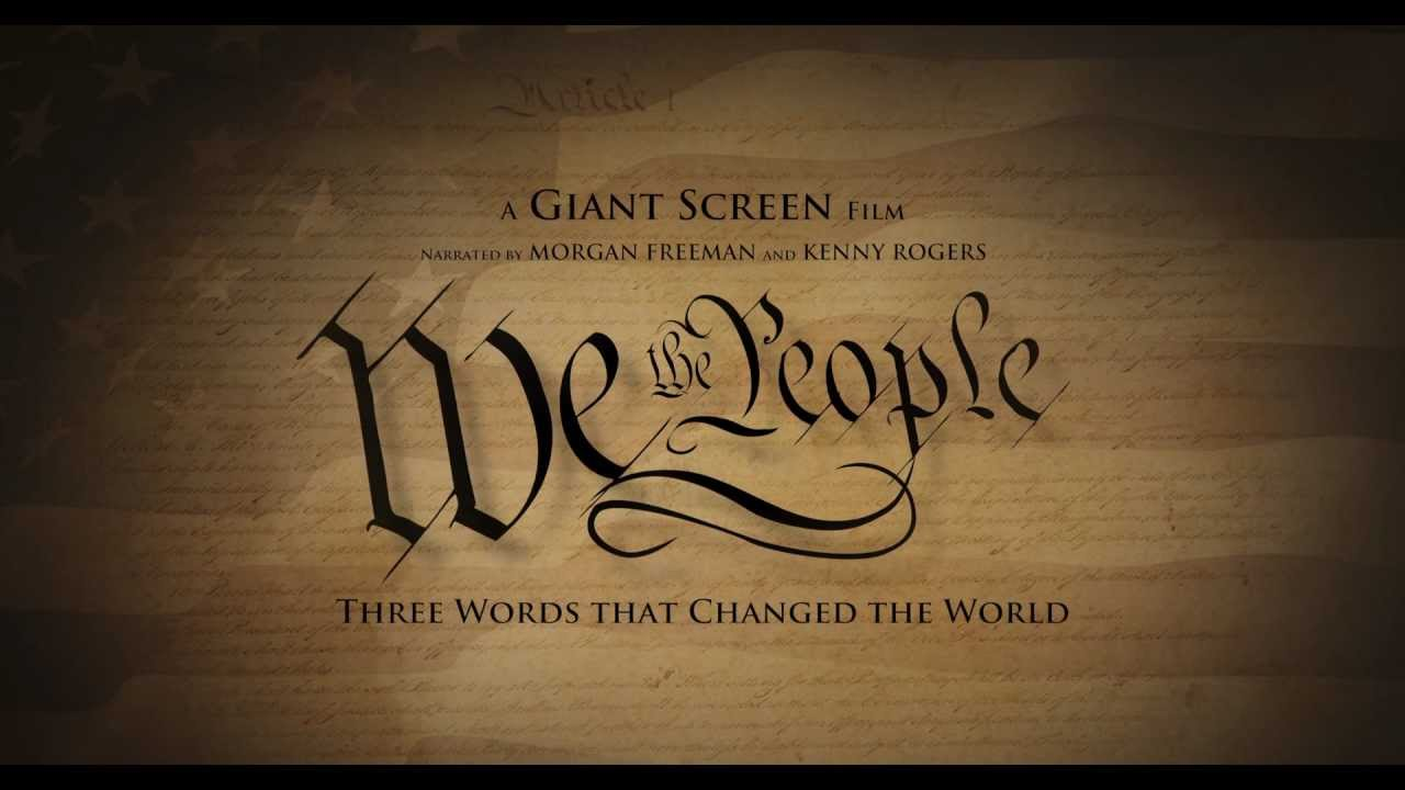we the people official trailer youtube