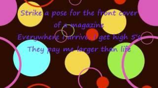 Ordinary Girl- Hannah Montana w/lyrics