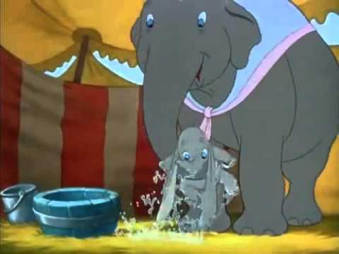 jumbo dumbo bath pictures to pin on pinterest thepinsta Dumbo Crow Clips Art Dumbo Crow Clips Art