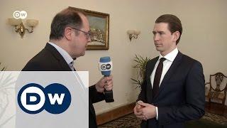 Глава МИД Австрии и председатель ОБСЕ о конфликте в Донбассе