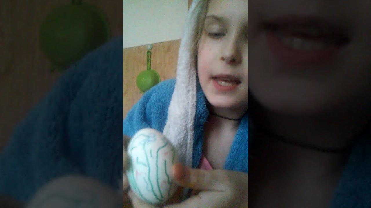 Идеи как раскрасить яйца на пасху - YouTube