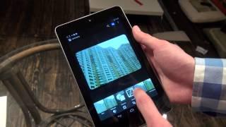 Полный обзор фишек Android 4.2 на Google Nexus 7 [Droider.ru]