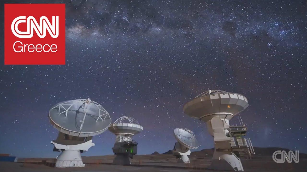 Image result for Δορυφορική παρεμβολή ή… «μήνυμα» από εξωγήινη ζωή;