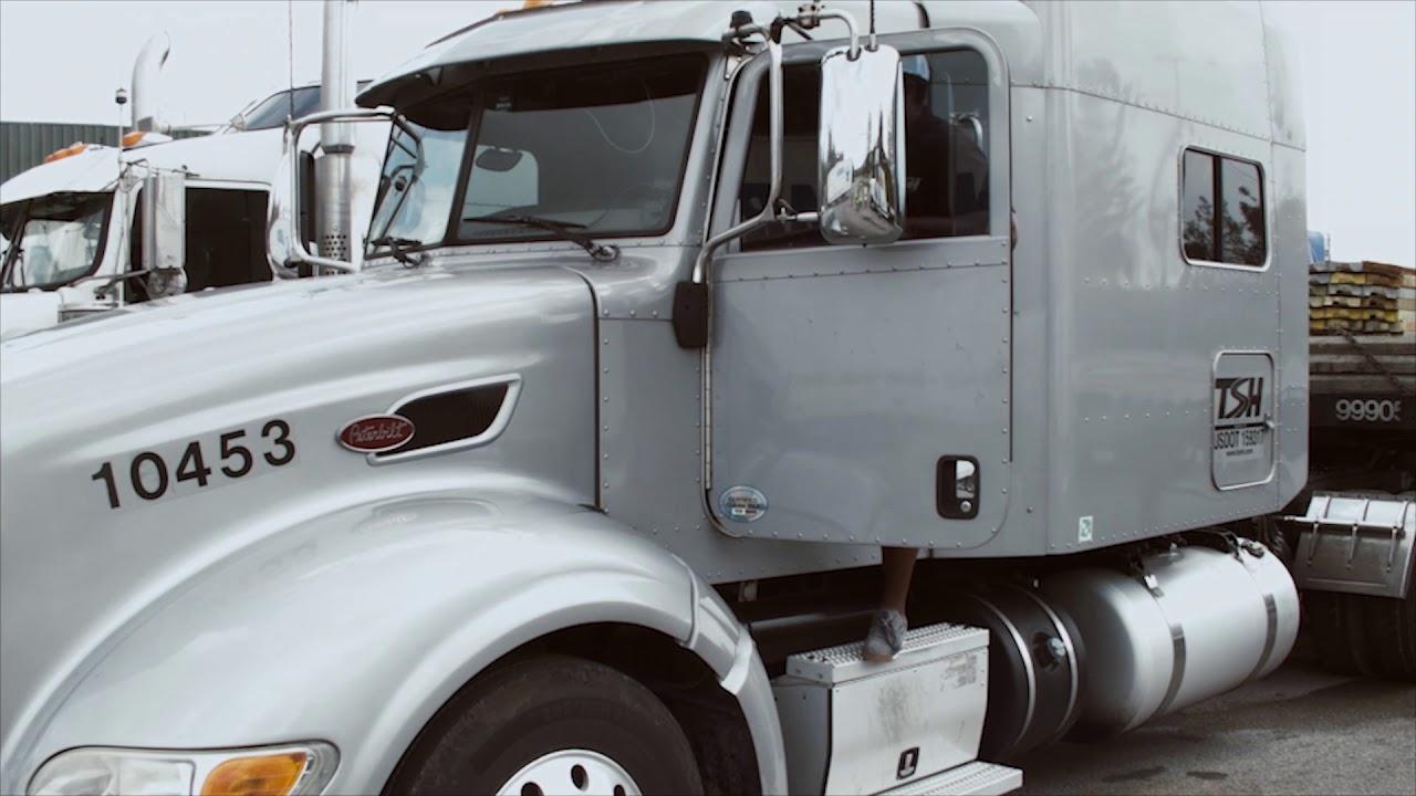 TSH, Inc  – Flatbed Logistics Company