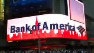 Bank of America Adv at times square