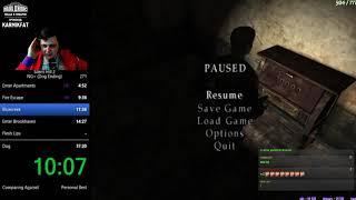 Разбор мирового рекорда по Silent Hill 2. Dog ending.