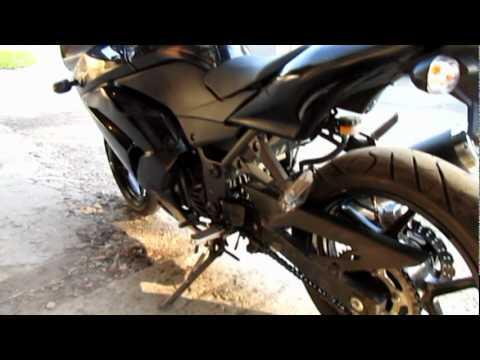 Kawasaki Ninja 250R maintenance 3.РЕМОНТ И TEST!