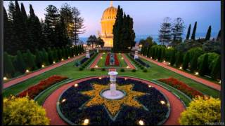 Бахайские сады(На севере Израиля, в городе Хайфа, на склоне горы Кармель находятся знаменитые Бахайские сады. Это одна..., 2014-04-27T18:23:11.000Z)