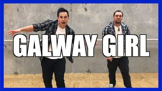 GALWAY GIRL - Ed Sheeran Dance Choreography