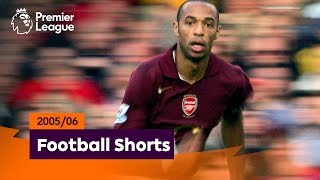 Breathtaking Goals | Premier League 2005/06 | Henry, Davids, Kewell