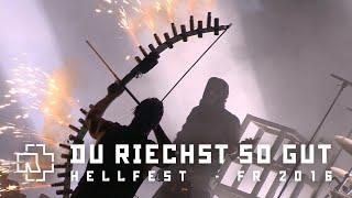 Скачать Rammstein Du Riechst So Gut Live At Hellfest 2016