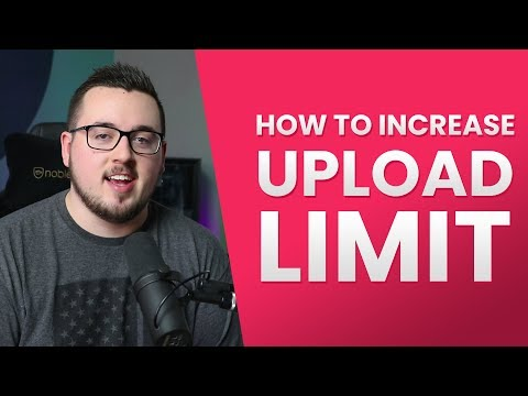 how-to-increase-the-wordpress-upload-limit