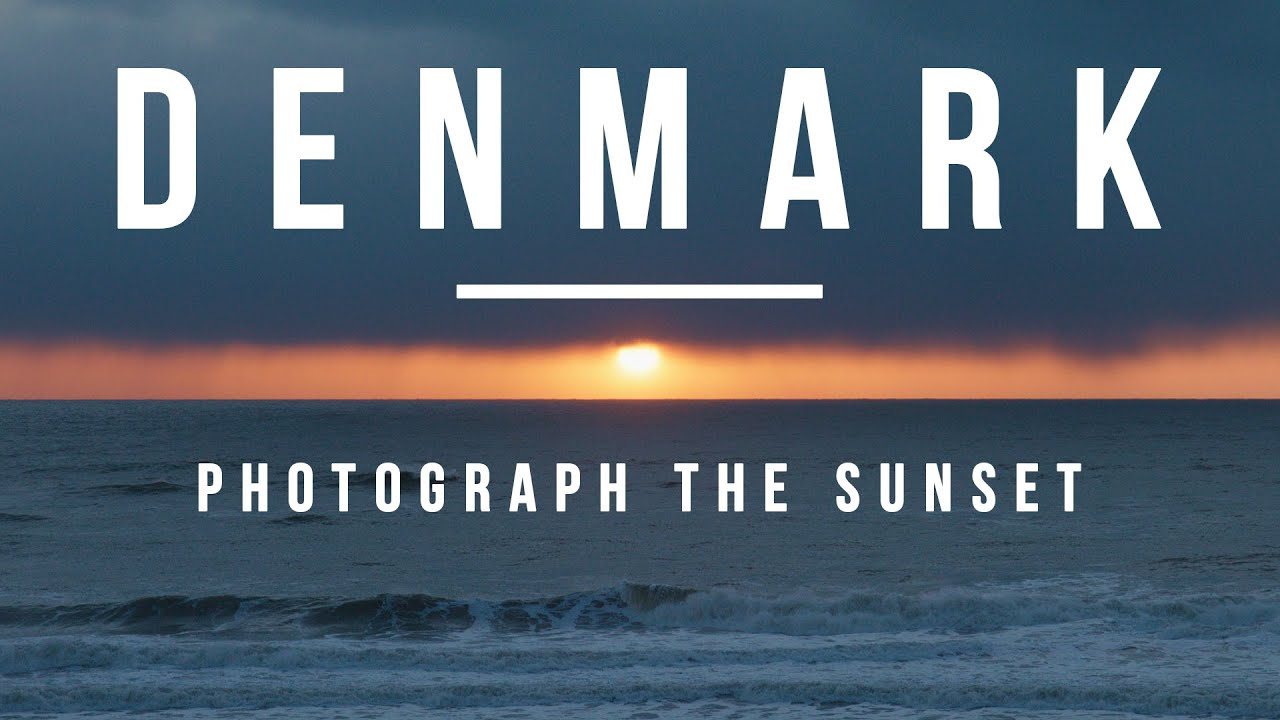 DENMARK - Photograph the Sunset | Short Film (Canon C200 RAW)