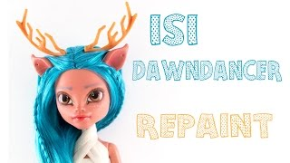 Isi Dawndancer - Repaint - Monster high- Brand Boo Students thumbnail
