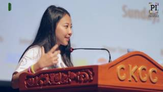 Welcome Remarks by Founder Jolyda Sou - Project Inspire Cambodia 2016 07 17