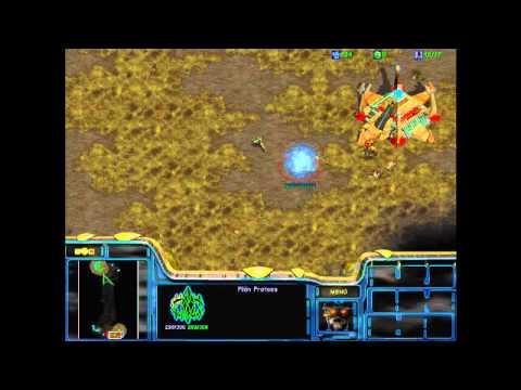estrategia de starcraft 1 vs 1