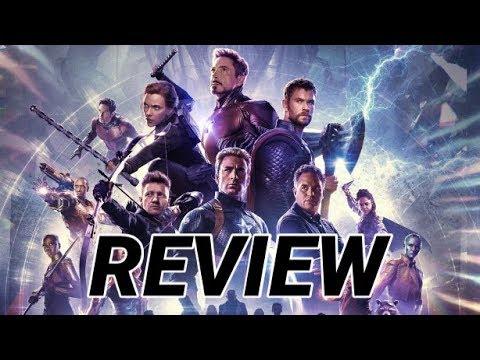 AVENGERS: ENDGAME *REVIEW*