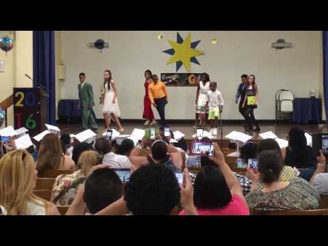 Mosaic Preparatory Academy 5th Grade Graduation Performancenl