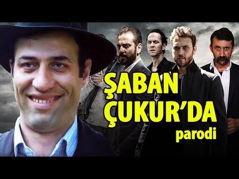 Çukur Dizisinde Şaban Taklidi Ile Oynadım! / Parodi