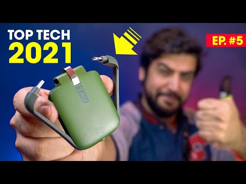 Top 5 Best Tech Gadgets 2021 Under Rs. 500 /1000 / 2000 from Amazon 🔥 Ep #5 (Jan 2021)