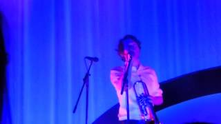 Video Beirut - In the Mausoleum HD @ Radio City Music Hall, October 2015 download MP3, 3GP, MP4, WEBM, AVI, FLV Juni 2018