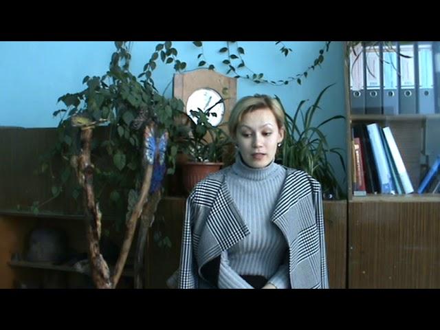 Изображение предпросмотра прочтения – ТатьянаИсмагилова читает произведение «Когда вы стоите на моем пути» А.А.Блока