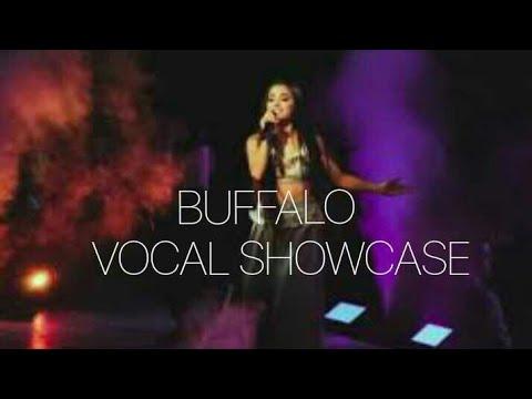 Ariana Grande - Dangerous Woman Tour - (Vocals) F3 - G#5 - C6 //Buffalo,NY