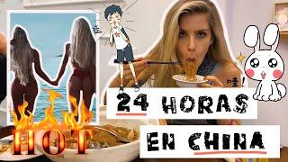 24 HORAS EN CHINA | DELFI FERRARI