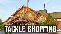 Budget Tackle Shopping at Bass Pro Shops (Fishing On A Budget)
