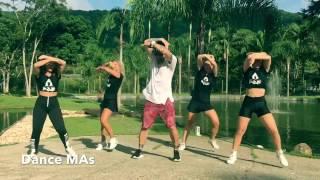 Alguien Robo - Sebastian Yatra (feat. Wisin & Nacho) - Marlon Alves Dance MAs