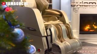 Массажное кресло Axiom Champagne(Массажное кресло Axiom Champagne YAMAGUCHI – это многофункциональное, высокотехнологичное и стильное кресло, которое..., 2015-12-25T12:27:08.000Z)
