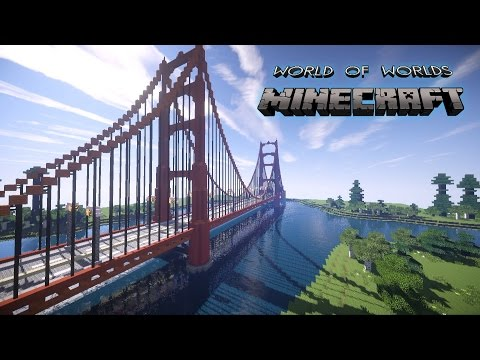 Minecraft - World of worlds