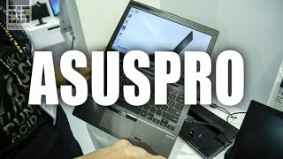 Computex 2014 ASUS Asuspro BU201 первый взгляд на ноутбук