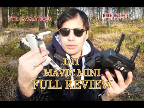 DJI Mavic Mini Full Review