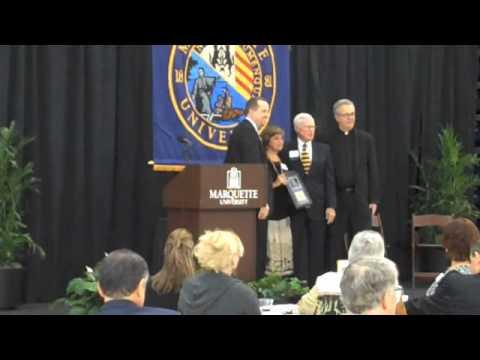 2010 Marquette Athletics Alumni Awards