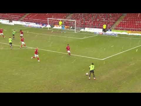 Crewe AFC Wimbledon Goals And Highlights