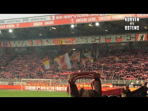 1. FC Union Berlin 0:1 SG Dynamo Dresden 09.12.2017 | Support