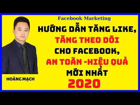 cách hack like facebook bằng máy tính - Hướng dẫn tăng like facebook miễn phí nhanh nhất 2020