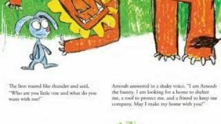 Arabisch Englisch Zweisprachige Animierte Kinder-Bilder-Buch & CD: Al Salwa Bücher: Ein Haus für Arnoub