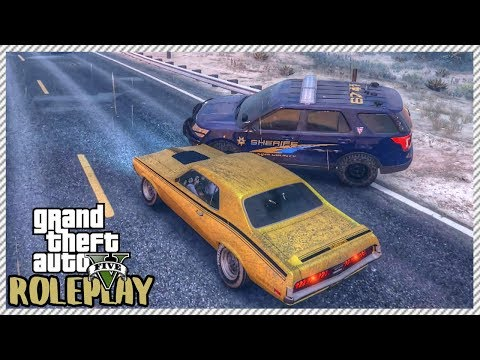 GTA 5 ROLEPLAY - Police Officer Causes Car Accident!! | Ep. 205 Civ