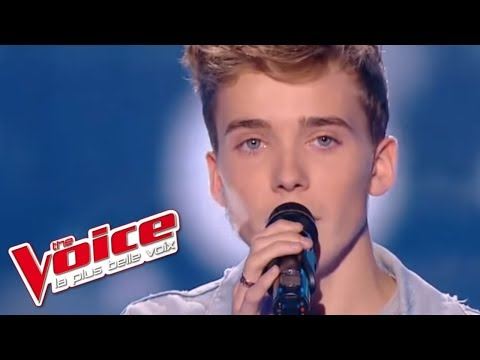 Asaf Avidan – One Day | Enzo Hulin | The Voice France 2017 | Blind Audition