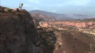 Ambient Red Dead Redemption - Cueva Seca 1