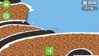 Bad Piggies: Snow = Fun